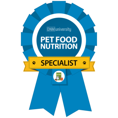 Pet Food Nutrition Specialist